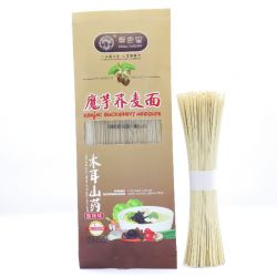 Konjac Buckwheat Noodles(Hot and Sour Flavor of Fungus and Yam)