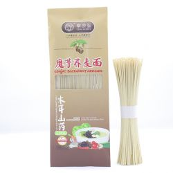 Konjac Buckwheat Noodles(Mixed Vegetable Flavor of Fungus and Yam)